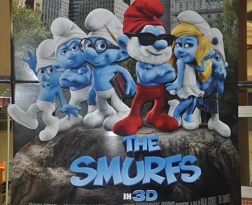 smurfs 001