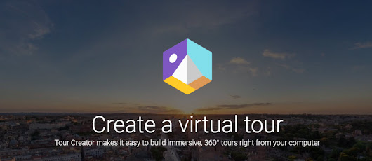 Add Google VR Tour Creator to your Curriculum This Year