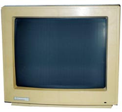Monitor Commodore 1402