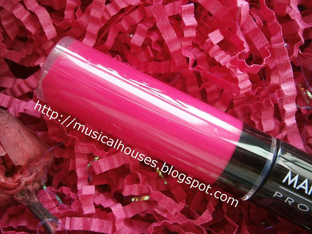 MUFE Aqua Rouge 16 Pink side