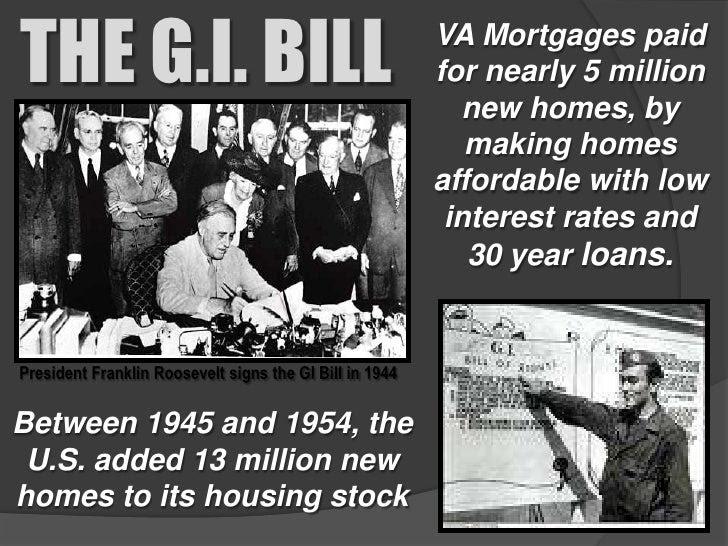 Image result for G.I. Bill images