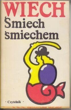 Okładka książki Śmiech śmiechem