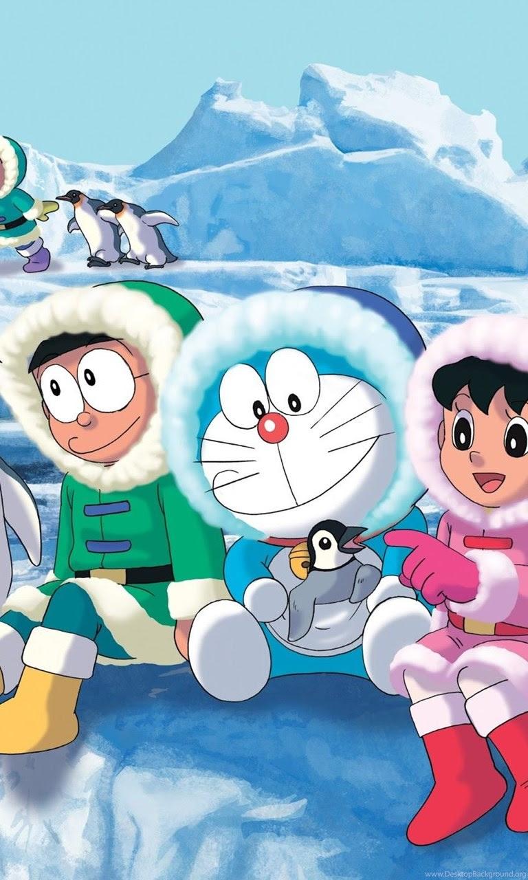 Download 7200 Koleksi Wallpaper Doraemon Iphone HD Terbaru