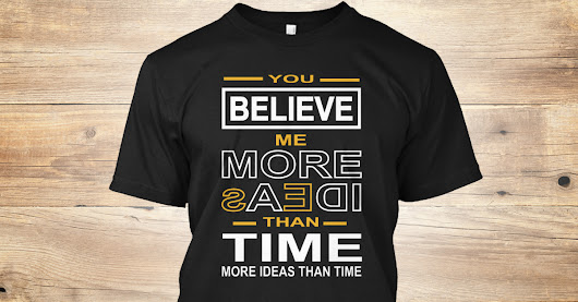 YOU BELIEVE ME T-Shirt Limited Edition