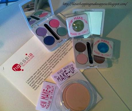 New Make-Up by Hasssia Tecnologie