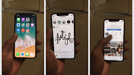 Leaked Video On Reddit Shows Apple iPhone X Ahead Of Its November 3 Release Date - Prime Inspiration