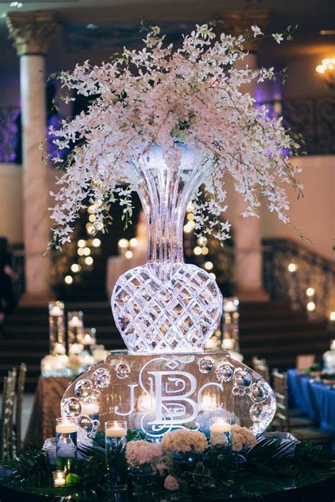 Elegant Ballroom Wedding with Lots of Sparkle   Southern