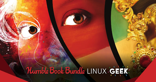 Humble Book Bundle: Linux Geek by No Starch Press