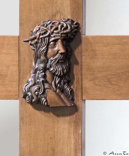 Cruz in-memoriam de la Cofradía del Ecce Homo
