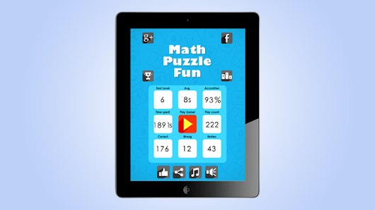 Math Puzzle Fun  | Free math game download