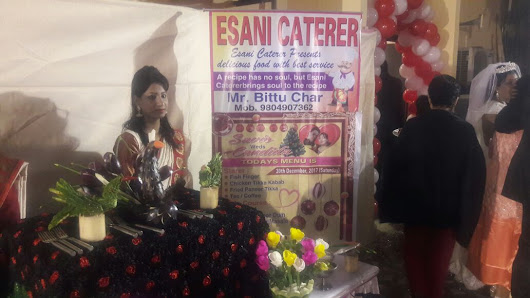 Welcome To Esani Caterer