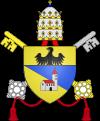 CoA Benedetto XV.svg