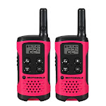 Motorola Talkabout T107 Two-way Radio - 22 X Gmrs/frs, Uhf - 84480 Ft (t107)