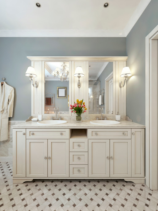 How to Choose the Best Bathroom Paint Colors - Columbia Paint