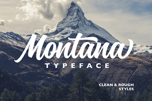 34 Clean & Stylish Fonts for Designers | Fonts | Design Blog