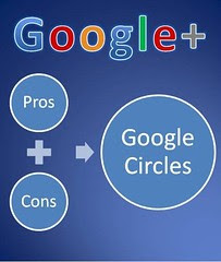 Google Plus Circles - Pros and Cons