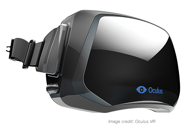 Explore now with the Oculus Rift!