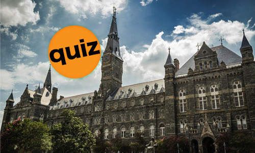 How Well Do You Know Catholic Colleges?