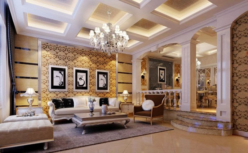 Living Room Designs Indian Style - Living Room | Indian ...