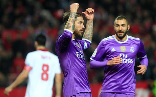 Real Madrid vs Sevilla Betting Predictions, 09 Dec 2017