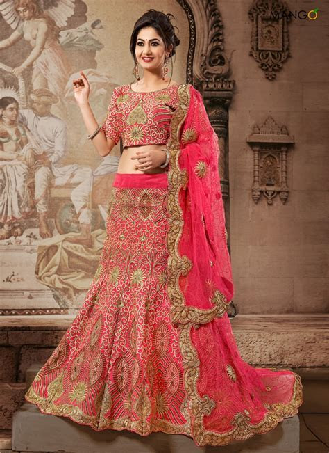 Latest Designer Bridal Lehenga Saree Designs for Wedding