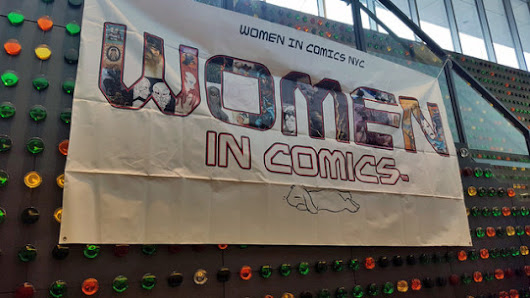 Women in Comics Con 2017