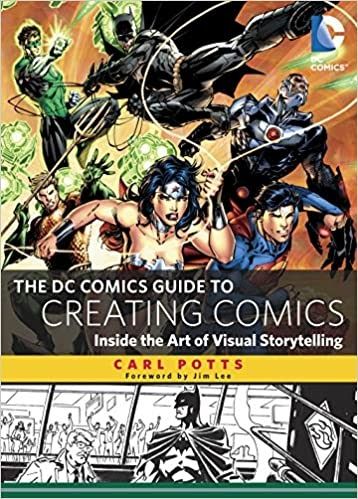 Dc Comics Guide To Creating Comics
