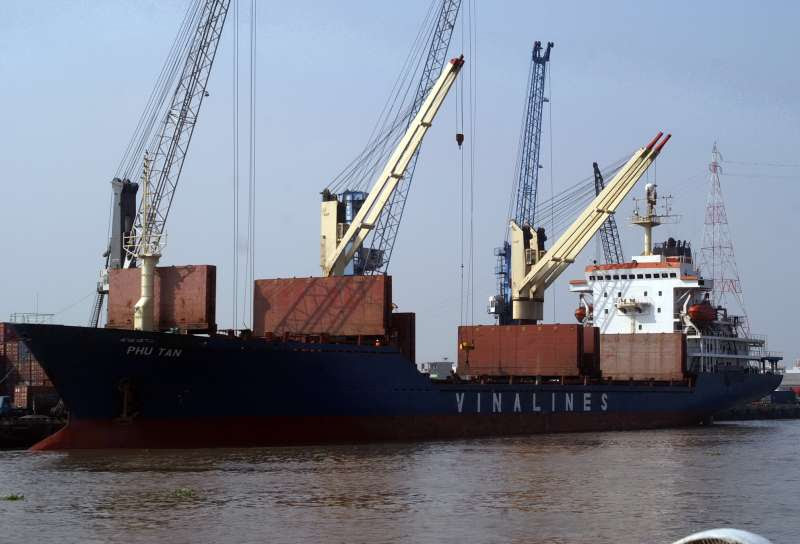 Vietnamese Cargo Ship Sinks 27 Missing Accidents Seanews