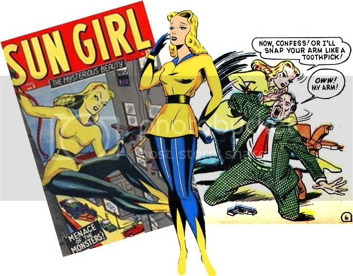 Mulheres da Marvel