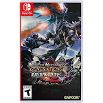 Monster Hunter Generations Ultimate [Switch Game]