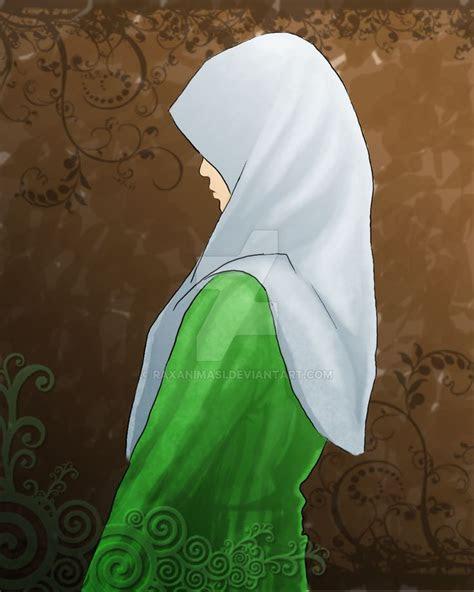 umee   hijab  raxanimasideviantartcom