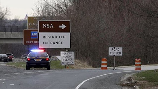 Pair who tried to ram NSA gate may have been partying earlier, under influence of drugs
