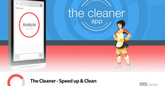 The Cleaner: Boosts Performance & Cleans Junk