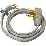 """Coleman Cable 48"""" 3 Wire Dryer Cord"""