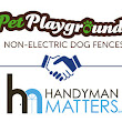 DIY Dog Fence Kits & Installation Services from Pet Playgrounds