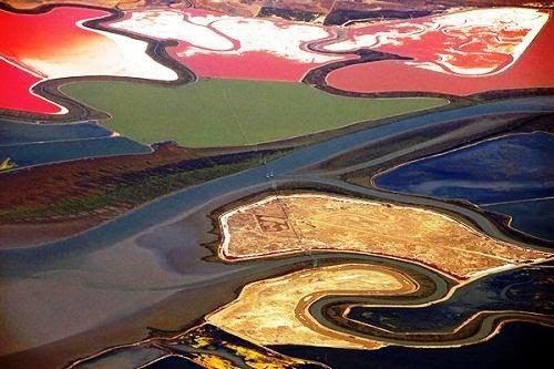 634878493291500000 Tuyệt vời sắc màu của ruộng muối ở San Francisco