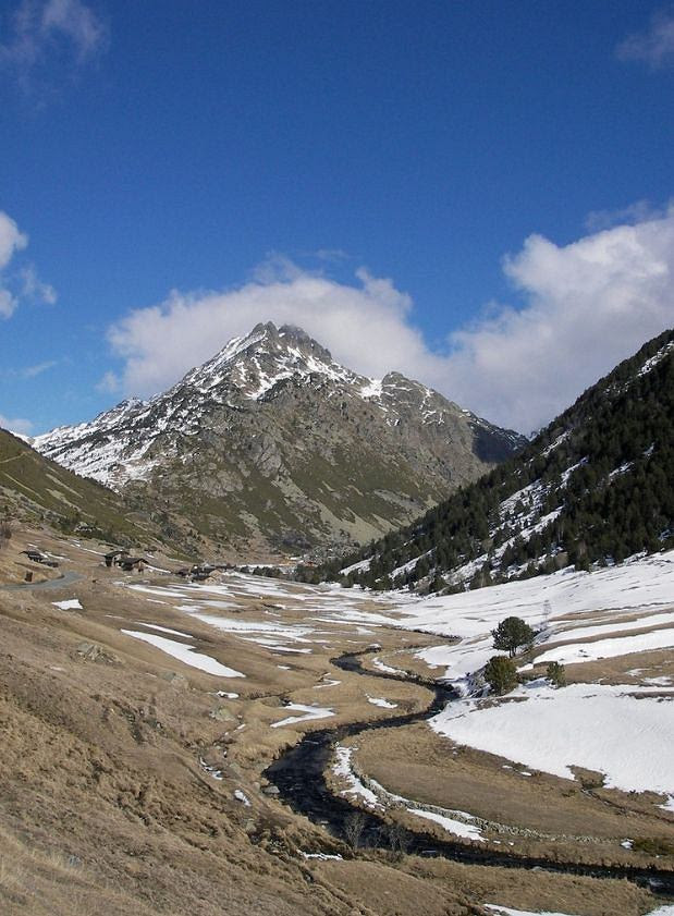 Andora - Dolina Madriu-Perafita-Claror / Fotopedia.com