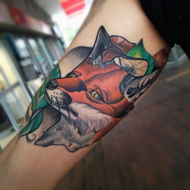 Bicep Tattoos Designs, Ideas and Meaning | Tattoos For You