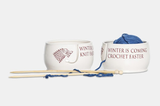 Game of Thrones Ceramic Yarn Bowl | Price & Reviews | Massdrop