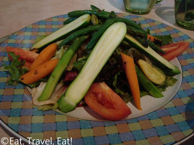 Sesame Grill: Royal Salad