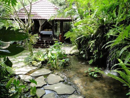 41+ Gambar Desain Taman Rumah Bali Gratis Terbaru