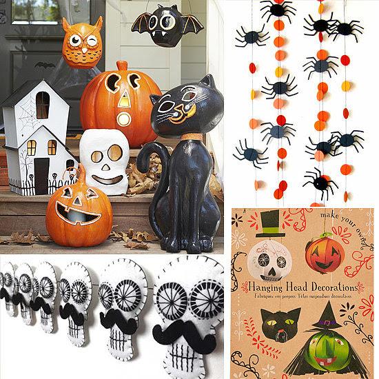 Cute Kid-Friendly Halloween Decorations