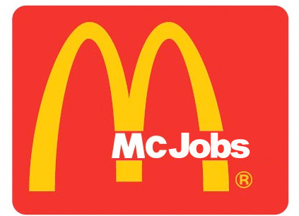 McJob...not! - The New England Alphabiotic Foundation