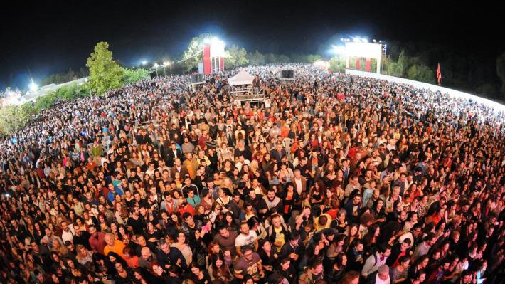 Από το 41ο Φεστιβάλ ΚΝΕ - «Οδηγητή»