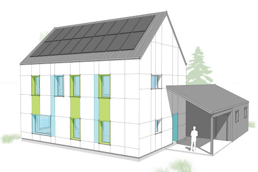 More PreFab Passive House Options for North America