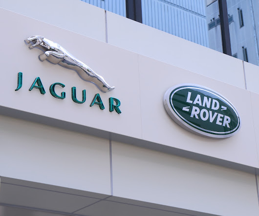 Improvement in car sales and JLR planning autonomous off-road vehicles