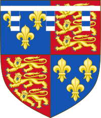 Arms of Edward Plantagenet, 17th Earl of Warwick.svg