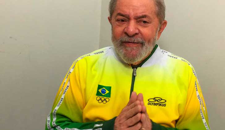 "Lula da Silva: ""Quedó demostrado que el problema de Brasil no era Dilma"". Foto: Ricardo Stuckert"