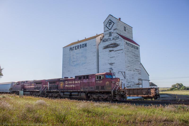 CP 9621 in Mortlach