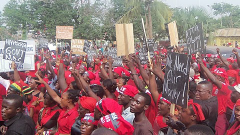Pension Funds: Workers to demonstrate against gov't
